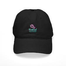 Funny retirement Baseball Hat