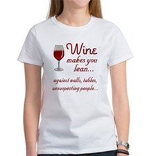 Wine lean T-Shirt