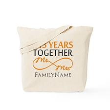 13th anniversary wedding Tote Bag