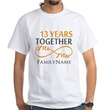 13th anniversary wedding Shirt