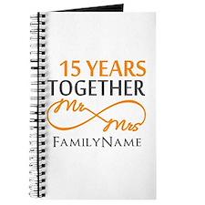 15th anniversary Journal