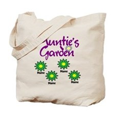 Aunties Garden 4 Tote Bag