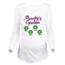 Aunties Garden 4 Long Sleeve Maternity T-Shirt