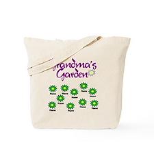 Grandmas Garden 10 Tote Bag