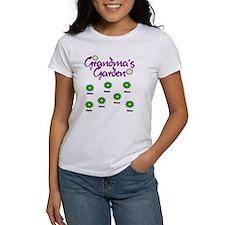 Grandmas Garden 7 T-Shirt