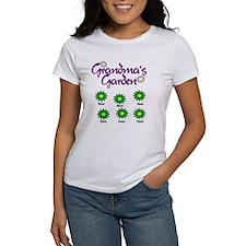 Grandmas Garden 6 T-Shirt