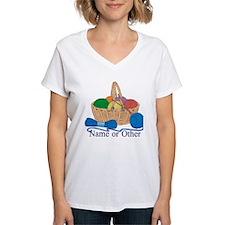Personalized Knitting T-Shirt