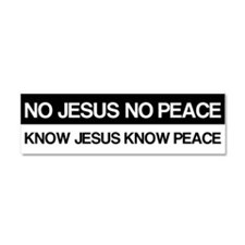 Cute Christian Car Magnet 10 x 3