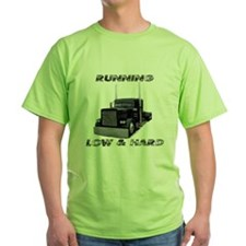 Running Low & Hard T-Shirt