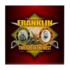 Franklin (battle)1.png Tile Coaster