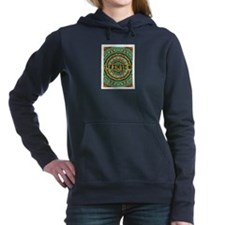 Iron and Wine.jpg Women's Hooded Sweatshirt