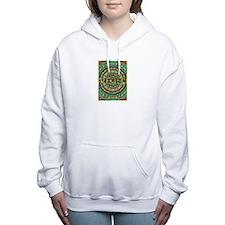 Iron and Wine.jpg Women's Hooded Sweatshirt