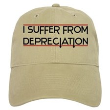 Depreciation Account Baseball Cap