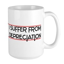 Depreciation Account Mug