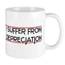 Depreciation Account Coffee Mug