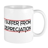 Depreciation Account Small Mugs