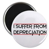 Depreciation Account Magnet