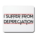 Depreciation Account Mousepad