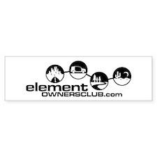 EOC Bumper Bumper Sticker