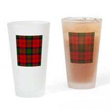 MacDuff Drinking Glass