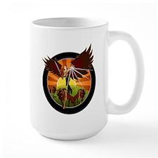 NROL-33 Program Mug