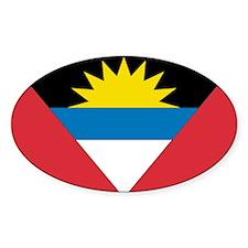 Antigua  Barbuda Decal