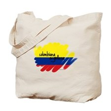 Colombiana Orgullosa Tote Bag
