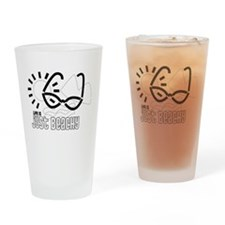 Life Is Just Beachy Drinking Glass