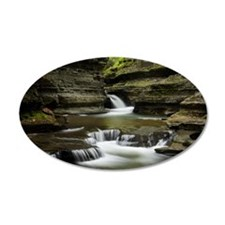 Buttermilk Falls, New York Wall Decal