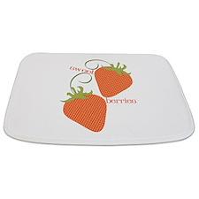 Sweet Berries Bathmat