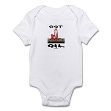 Got Oil Infant Bodysuit