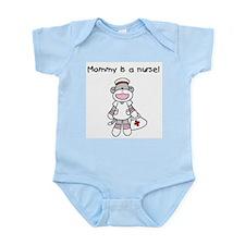 Mommy is a Nurse Infant Bodysuit