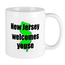 New Jersey Welcome Mug
