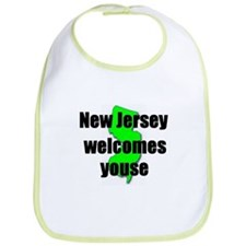 New Jersey Welcome Bib