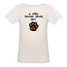 A Silky Terrier Loves Me T-Shirt