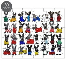 Scottie Dog 'World Cup' Puzzle