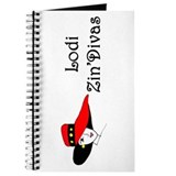 Red Hat - Lodi Zin'Divas Journal