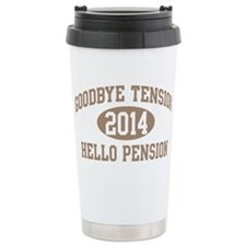 Unique Retirement Travel Mug