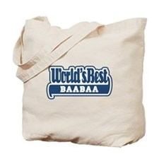 WB Dad [Persian] Tote Bag