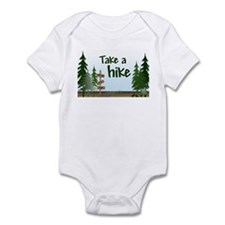 Take a hike Infant Bodysuit