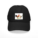 Red Junglefowl Black Cap