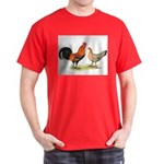 Red Junglefowl Dark T-Shirt