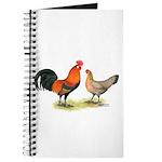 Red Junglefowl Journal