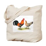 Red Junglefowl Tote Bag