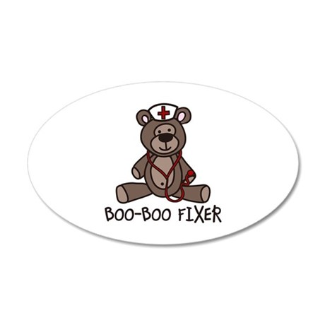 Boo Boo Fixer Wall Decal