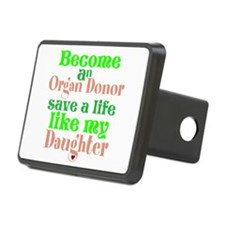 Personalize , Save A Life Hitch Cover