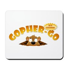 Gopher-Go Mousepad