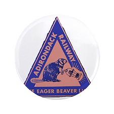 "Eager Beaver Line 3.5"" Button"
