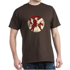 Marvel Hydra: Broken Shield T-Shirt