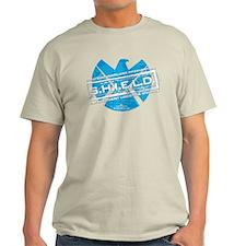 S.H.I.E.L.D. Distressed Light T-Shirt
